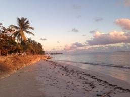 Abendstimmung auf der Insel Marie Galante/Guadeloupe I