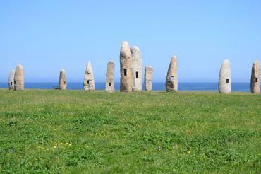Stonehenge von La Coruna